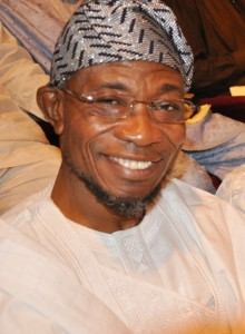 GOV. RAUF ADESOJI AREGBESOLA OF THE STATE OF OSUN