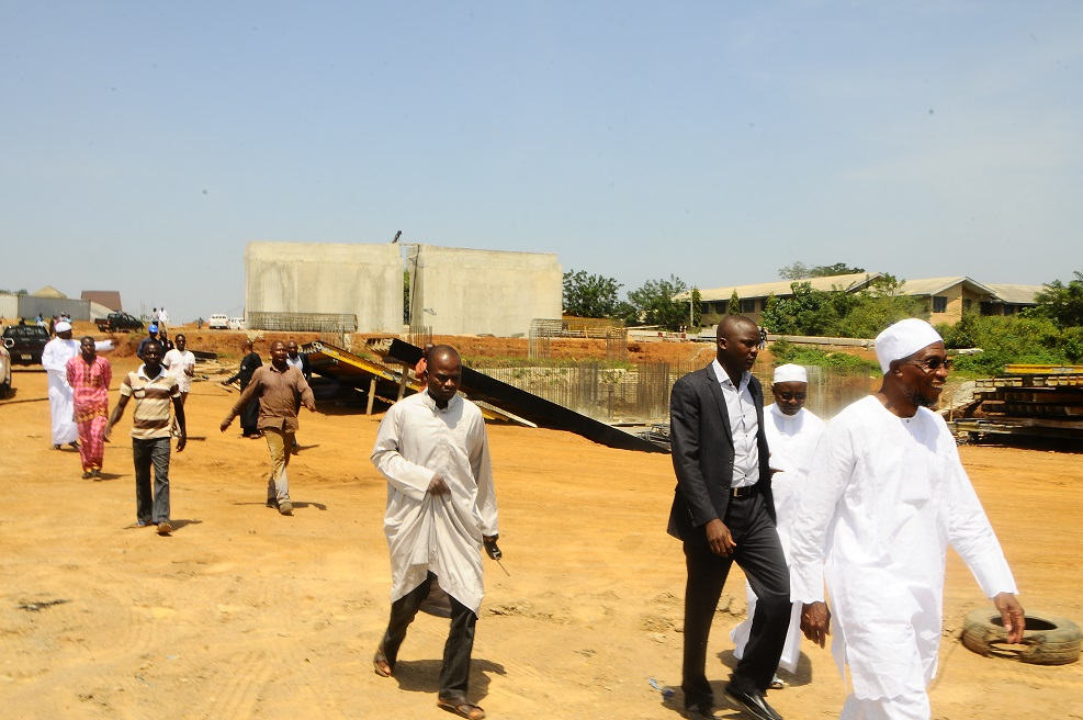 Ogbeni visit East Bypass - 1