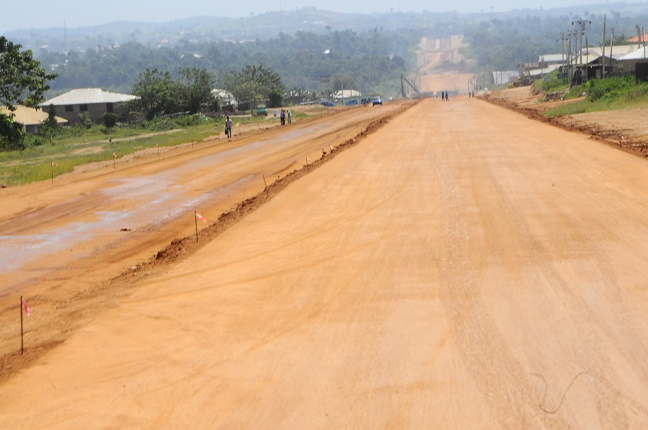Ogbeni visit East Bypass - 2