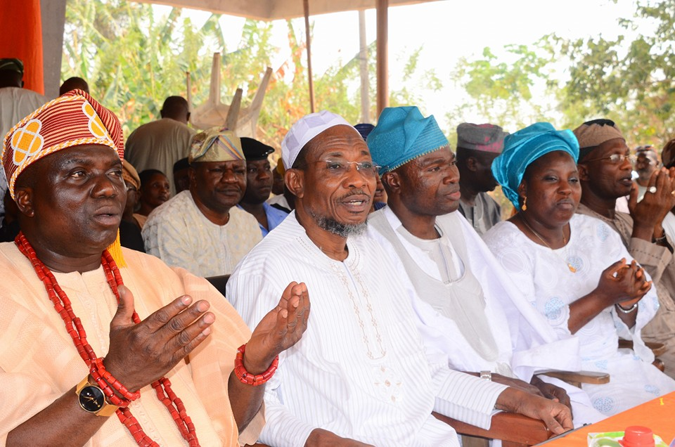 A time of pray for the state of Osun and the country at large
