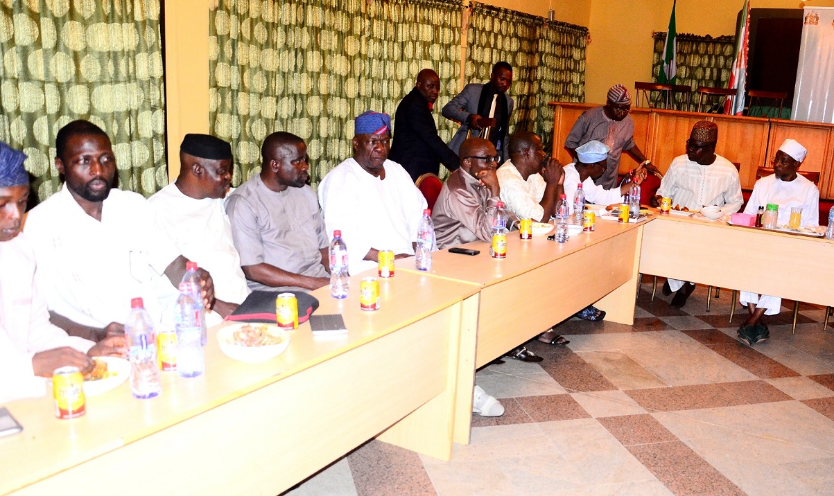 Iftar with Ogbeni-3