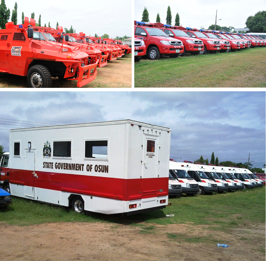 brand-news-armoured-personnel-carriers-apc-hilux-trucks-and-ambulances-acquired-by-the-osun-state-government-2